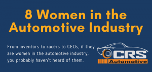 8 Women in the Automotive Industry FEATURED