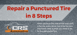 Repair a Punctured Tire in 8 Steps FEATURED