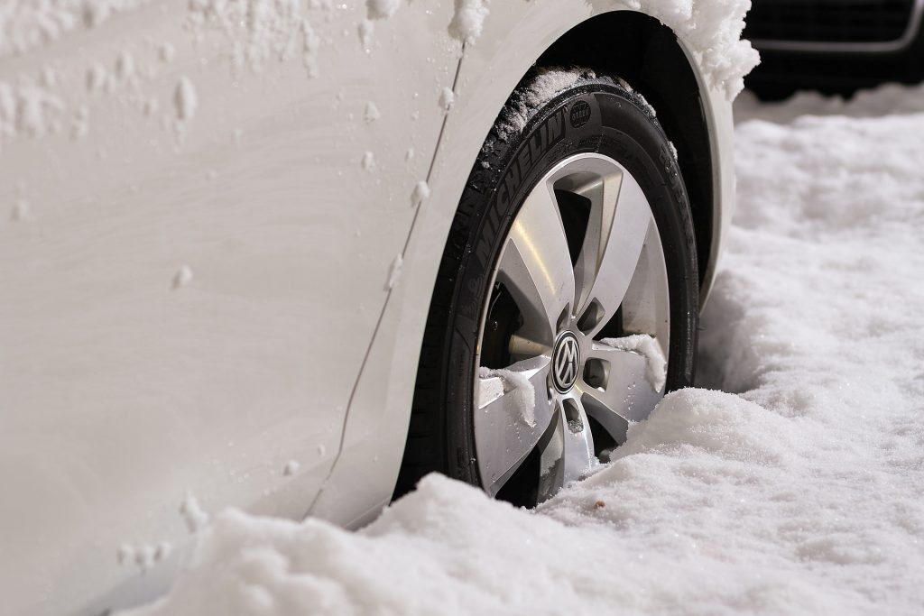 wheels snow