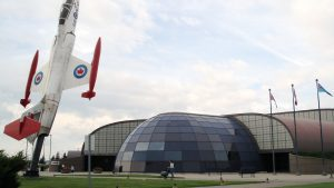 Canadian Warplane Heritage Museum Exterior