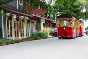 hamilton waterfront trolley