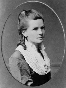 Bertha benz portrait