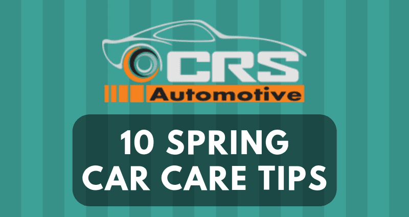 10 Spring Car Care Tips featured