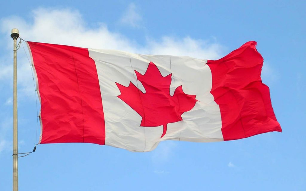 canadian flag carbon tax