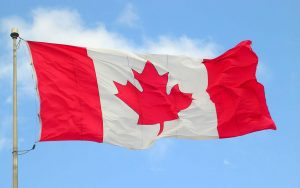 canadian flag carbon tax