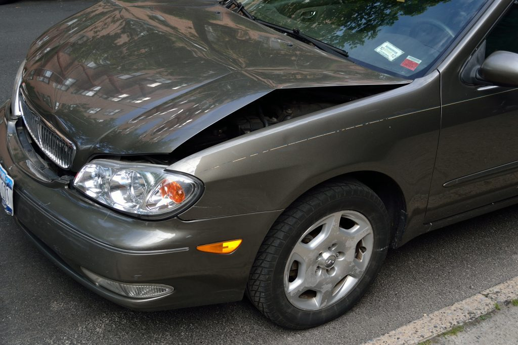 rebuilt title used car