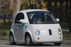 how police stop driverless car