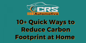 10 Quick Ways to Reduce Carbon Footprint at Home featured