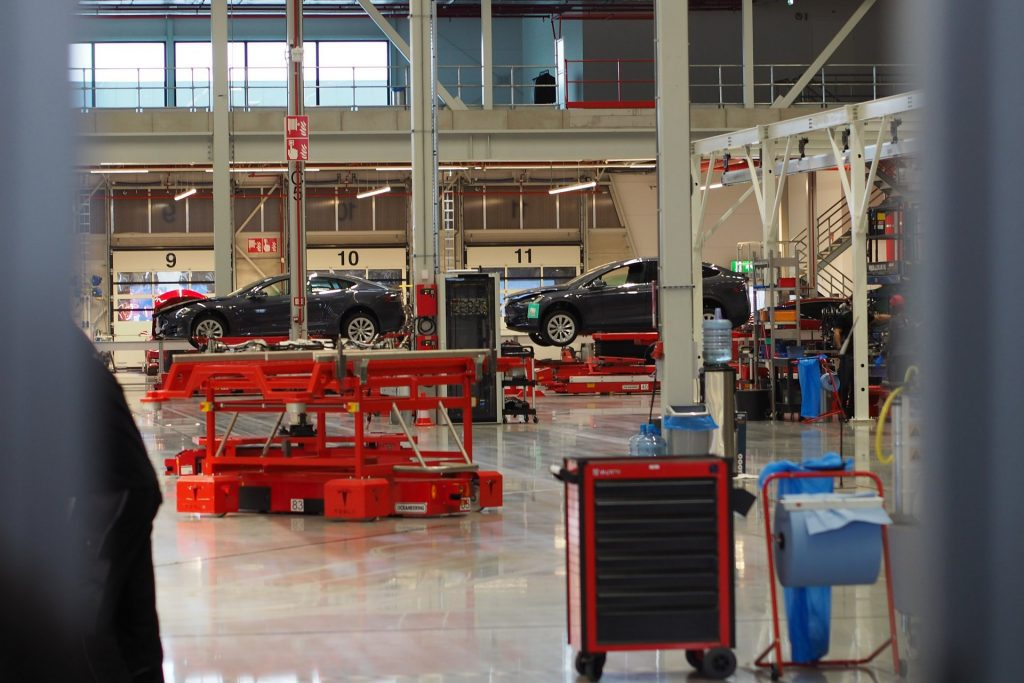 car factory canada
