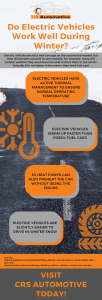 Do Electric Vehicles Work Well During Winter Infographic