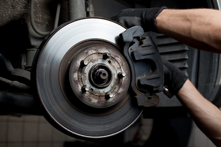 4 Signs It's Time to Change Your Brake Pads CRS Automotive