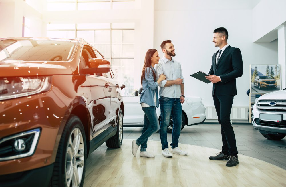 Car buying process with CRS Automotive Cambridge, ON